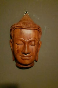 BUDDHA MASK from Thailand Whitby, L1P 1N8