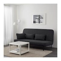 Black Sofa bed Couch TORONTO