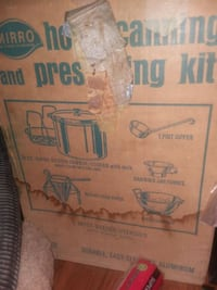 Mirro Canning and Pressing kit Woodbridge, 22193