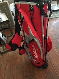 BRAND NEW Budweiser Golf Bag  Los Angeles, 91356