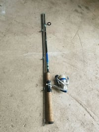 Fishing rod and reel combo  Shedden, N0L 2E0