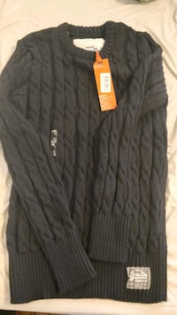 Brand new super dry black sweater jumper  Arlington, 22204
