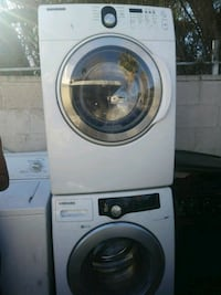 Samsung washer n dryer combo $400 30day warranty.  Paradise Valley, 85253