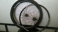 black bicycle wheel with tire Ogden, 84405
