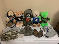 Build a bears five of them and clothes Winnipeg, R2L 0X8