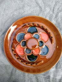 M.C.P. Antique ashtray made in the USA Horner, 26372