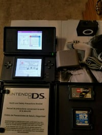Nintendo DS with 2 games Lorton, 22079