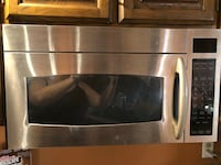 stainless steel and black microwave oven Mount Washington, 40047