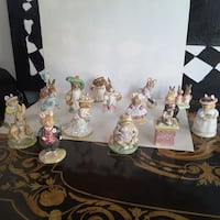 Set of 16 Royal Doulton Beatrice potter