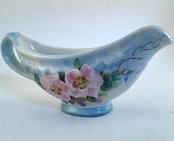 "Vintage ""TEPCO USA China "" Sauce Gravy Boat—Beautiful Heavy & High Quality Piece!"