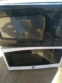 Microwave ovens. $15 for the top one $20 for other Riverside County, 92585