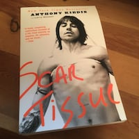 Anthony Kiedis SCAR TISSUE Burlington, L7L 4B8