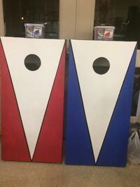 Cornhole boards with 8 bags Louisville, 40202