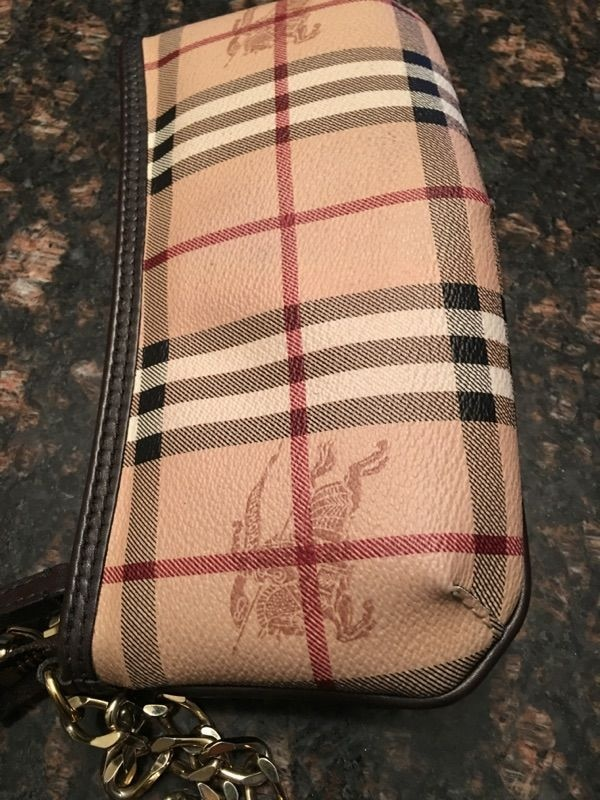 3f816f742fb59 Used burberry leather bag for sale in Paxton - letgo