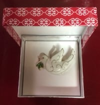 Dove Bird Brooch For Sale - New