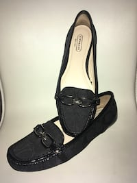 ⬇PRICE DROP!! Women's Shoes - COACH Loafers                                    •closet clean out• Toronto, M3H 2T6