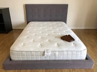 Full size mattress and box spring  Herndon, 20170