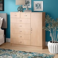 Dresser - Roselyn 7 drawer - Wayfair (new) , 11211