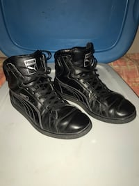 Vintage Puma hightops 552 km