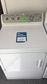 white front load dryer Gainesville, 32601