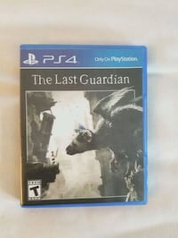 The Last Guardian PS4 Great Condition  Los Angeles, 90045
