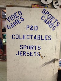 P and d clectables sports jerseys