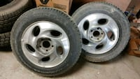 4th Gen Pontiac Firebird Rims with Tires Mississauga, L5M 1H6