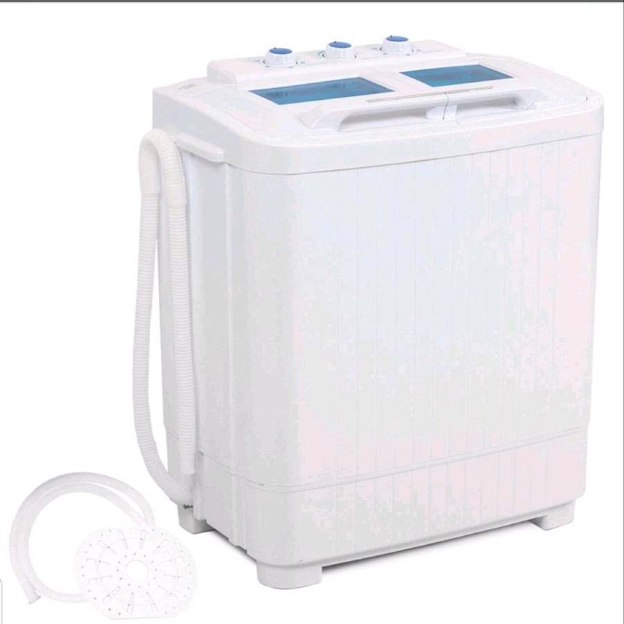 DELLA Portable compact electric washer