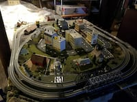 """N"" Gauge lay out Martinsburg, 25401"