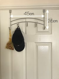 Over the Door Hook Hanger スタンフォード, PE9