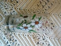 Vintage Flower of the Month glass Houma, 70364
