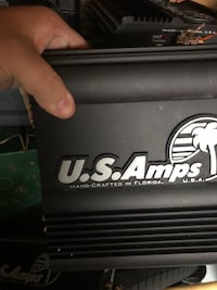 USA amps rear find very powerful amps 2 tens also  Gambrills, 21054