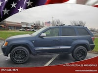 2009 Jeep Grand Cherokee Limited 4x4 4dr SUV Norfolk