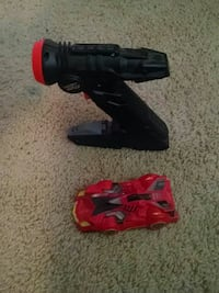 black and red car toy and remote Bossier City, 71112