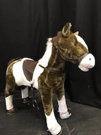 Brand new life size horse