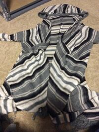 JUST REDUCED  MORE  striped cardigan  Rockville