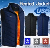 Heated Vest USB Medium Size Mississauga, L4Z 1C9