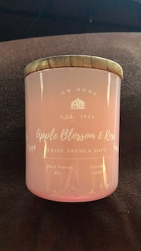 Apple and rose candle  Toronto, M2N 6J4