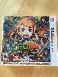 Etrian Mystery Dungeon 3DS BRAND NEW  Langley, V2Y 1B5