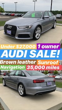 Audi - A6 - 2016 Capitol Heights