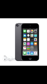 New black ipod touch 6th generation Ottawa, K2B 7T2