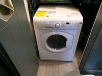 white front load washing machine Montreal, H2V