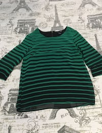 Green and Black Small Size Rue 21 Top Phoenix, 85035