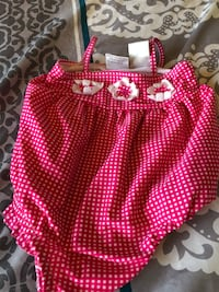 Baby girl 6-9 month swimsuit / Bathing suit Falls Church, 22044