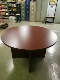 Gorgeous Mahogany Table Brooklyn