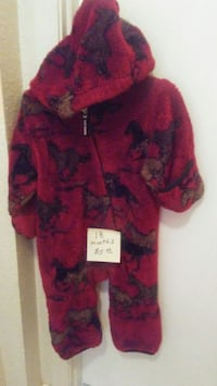 Jacket with hood, 18 mo, excellent condition  1395 mi