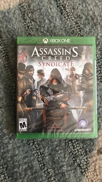 Selling this assassin creed game brand new still wrapped San Jose, 95127