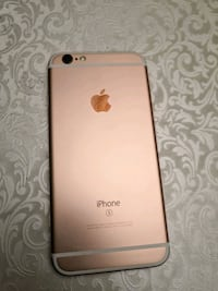 Rose gold iPhone 6s unlocked Coquitlam, V3E 3H2