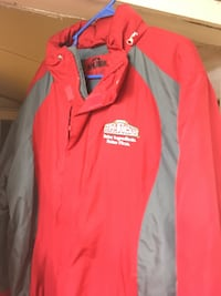 PapaJohns Fleece lined warm jacket. Like NEW wore maybe 2-3 times Apison, 37302