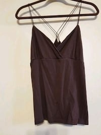 H&M Brown top size large Milwaukee, 53202